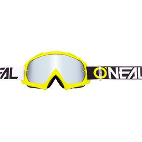 ONeal B-10 - Masque - jaune/blanc